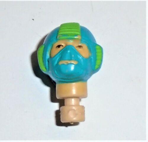 G I JOE BODY PART 1984 Copperhead          Head         C8.5 Very Good