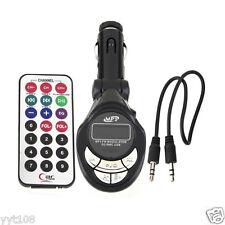 1-8GB Wireless MP3 Player Flash Drive Card USB SD CD MMC XRC Car FM Transmitter
