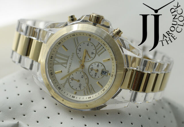 f5ae92e57d51 Michael Kors Women s Bradshaw Gold Watch MK6319 for sale online