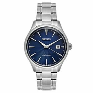 Seiko-Men-039-s-Japanese-Automatic-Stainless-Steel-Watch-SRPA29