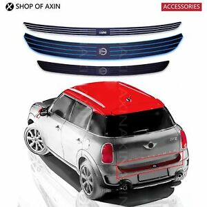 For-Mini-Cooper-R60-Rubber-Stripe-Protector-Scratch-Guard-Trunk-Door-Sills-Strip
