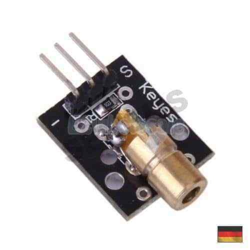 Ky-008 Laser Pointer Capteur Transmetteur Module modules Arduino Raspberry pi