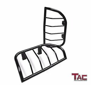 Tac Tail Rear Light Guards Cover Protector For 2005 2014