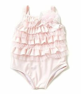White with Pink Roses Edgehill Baby Girl 2 Piece Shorts Outfit 0//3M