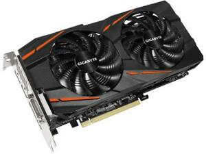 GIGABYTE Radeon RX 580 DirectX 12 GV-RX580GAMING-4GD 4GB 256-Bit GDDR5 PCI Expre