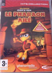 JEU-PC-034-Le-Pharaon-Aile-034-Plate-Forme-NEUF-SOUS-BLISTER