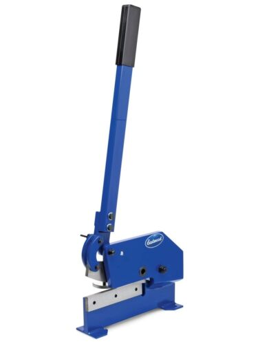 """Eastwood 8/"""" Throatless Bench Shear Cutter Solid Steel for Perfect Straight Lines"""