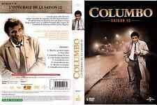 Columbo : intégrale saison 12 - Peter Falk - Coffret 4 DVD