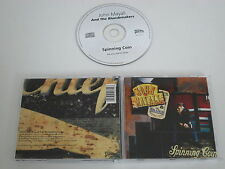 JOHN MAYALL & THE BLUESBREAKERS/SPINNING COIN(SILVERTONE ORE CD537) CD ALBUM