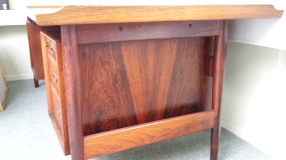 Arne Vodder, Skrivebord fra Sibast Furniture, palisander