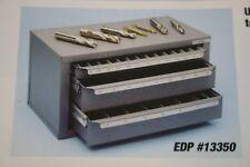 Huot 13350 End Mill Dispenser
