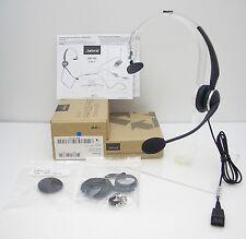 Jabra GN2120-NC Mono Flex Boom Convertible 2-in-1 Noise-Canceling Phone Headset