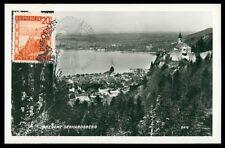 AUSTRIA MK 1948 BREGENZ MAXIMUMKARTE CARTE MAXIMUM CARD MC CM h0716