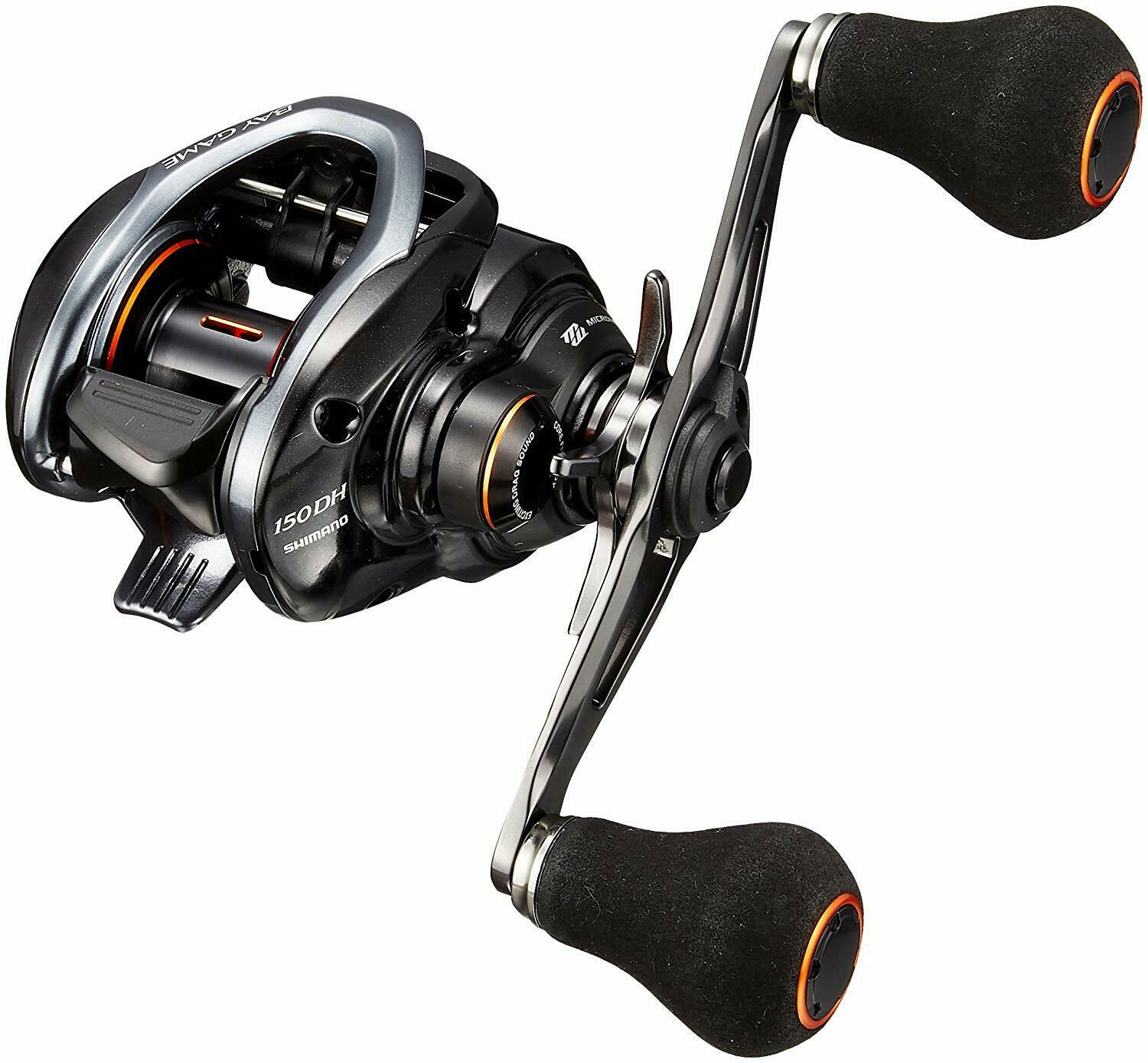 18 Bay gioco 150DH right hele Shiuomoo From Stylish anglers EMS