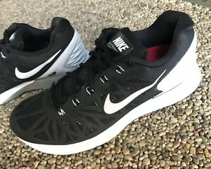 25a033f3a5e34 Image is loading Women-s-Size-9-NIKE-LUNARGLIDE-6-Running-