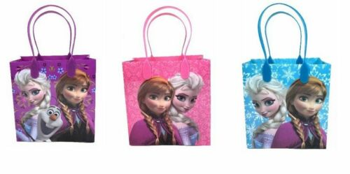 Frozen Party Favor Bags Anna Elsa Olaf Goodie Candy Loot Gifts 20 PACK