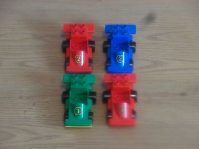 Lego Duplo 6 Brick Heads GMT06