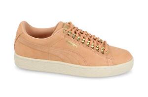 Wns Sneakers catena Donna Puma 01 Suede Classic Scarpe 367352 q6nUZCw7