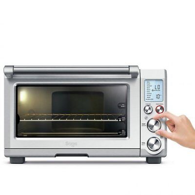 Sage The Smart Oven Pro Counter Top Electric Oven Cooker 21L BOV820BSS RRP £250