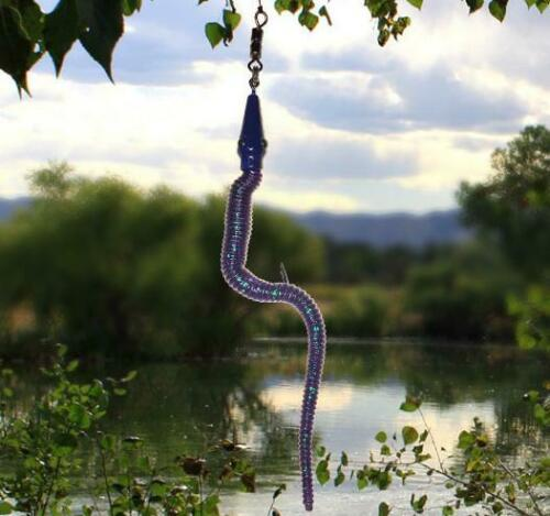 World/'s First Revolver-Class Lure Swimming Snake