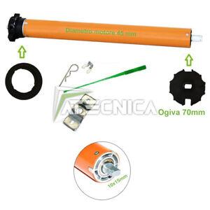 Motore-per-tende-da-sole-100-kg-50-nm-adattattore-rullo-tondo-ogiva-70-mm