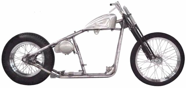Frames for Custom Motorcycles collection on eBay!
