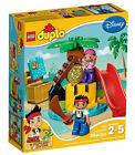 LEGO 10604 Duplo Jake and The Never Land Pirates Treasure