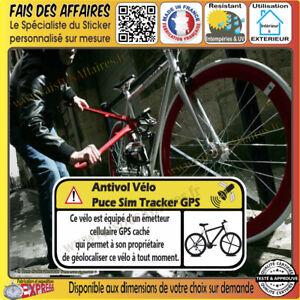 Sticker-Autocollant-antivol-velo-tracker-gps-alarme-protection-sim