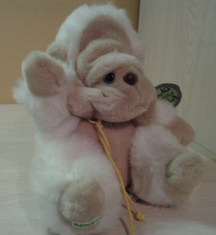 Vintage Rare HTF 1986 Wow Co Gorilla Shang Orilla Shangorilla Sapient Plush