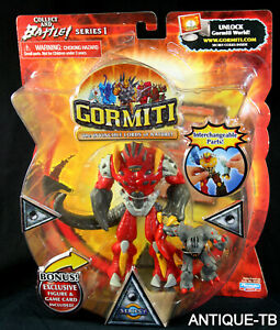 Gormiti-Invincible-Lords-Of-Nature-Magmion-Figure-Series-1-New-Large-5-034-2009
