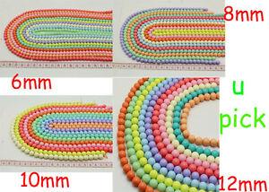 WholesaleDIY-Candy-Color-Acrylic-Round-Beads-6-8-10-12mm-Jewelry-Making