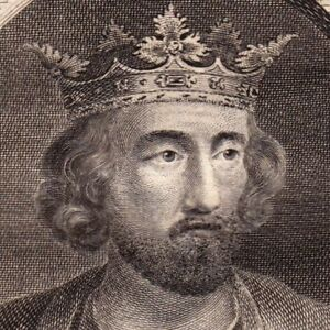 Portrait-XVIIIe-Edouard-Ier-Edward-of-England-Longshanks-Malleus-Scottorum