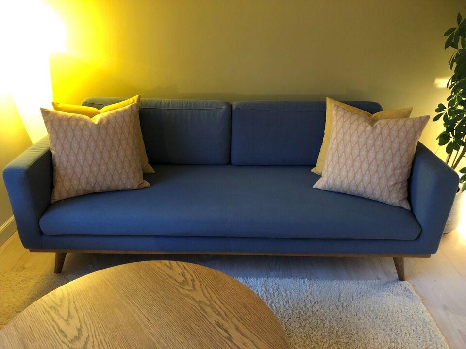 Sofa, 3 pers. , Sofakompagniet