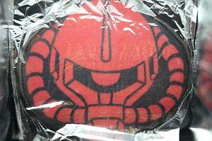 Mobile-Suit-Gundam-Carpet-Red-Zaku-Head-MS-06S