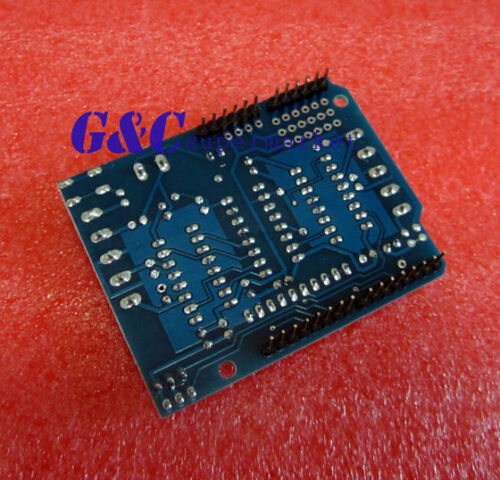 2PCS New Motor Drive Shield Expansion Board L293D for Arduino Mega UNO Due M21