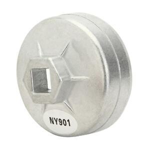 65mm-14-fluegelig-Olfilterkappe-901-Wrench-Socket-Removal-Tool-fuer-Honda-Kawasaki