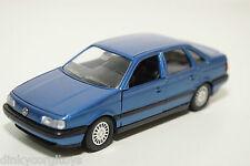 SCHABAK 1015 1016 VW VOLKSWAGEN PASSAT SALOON BLUE NEAR MINT CONDITION