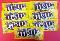 M&m's Peanut 7ct Candy Set Free Thermal Shipping