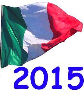 ITALIA-Repubblica-2015-Annata-Completa-Singoli-Integri-MNH-Perfetti
