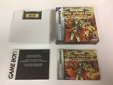 Fire Emblem: The Sacred Stones (GBA) Complete in Box Tested Working