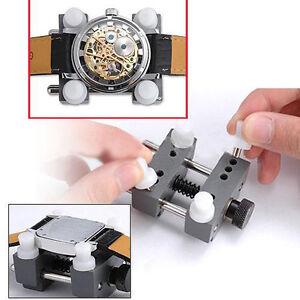 Gehaeusehalter-Werkhalter-Uhrmacherwerkze-ug-Uhrenwerkzeug-Uhren-Halter
