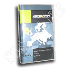 BMW x5 x3 e46 e39 e65 e66 MK 1 2 3 VDO DVD High Europa sistema software CD 2015