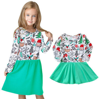 Toddler Infant Kids Baby Girls Cartoon Floral Sleeveless Strap Princess Dresses