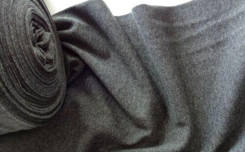 jersey sustancia pretina 0,25m grafito manguera mercancía METERWARE antracita Ribete