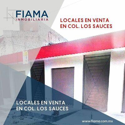 (Fj) Locales Comerciales Plaza Sauces en Venta.