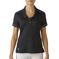 Women's Adidas Tour Vented Golf Polo Moisture Wicking Fabric - Pick Shirt
