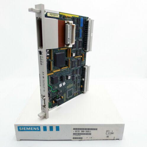 Siemens simatic s5 6es5 308-3ub11 6es5308-3ub11 E-Stand 06-UNUSED//Neuf dans sa boîte
