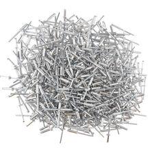 601 Piece 4 to 6 304 Grade Stainless Steel Domed Pop Rivet Fastener Assortment Kit
