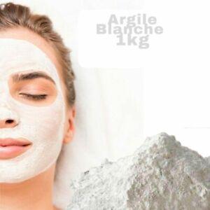 ARGILE-BLANCHE-1-KG-KAOLIN-EXTRA-FINE-100-PURE-NATURELLE-Cosmetic