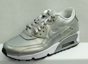 NIKE AIR MAX 90 LTR JUNIOR TRAINERS BRAND NEW SIZE UK 3.5